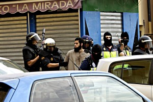 Spanish and Moroccan authorities detain 9 suspected terrorists