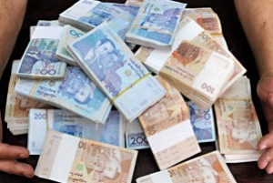 Morocco's money