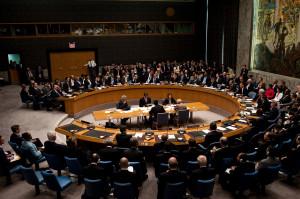 UN meeting