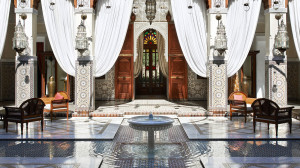Royal Mansour Hotel, Marrakech
