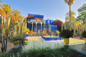 Jardin Majorelle, Marrakech (c) Viault