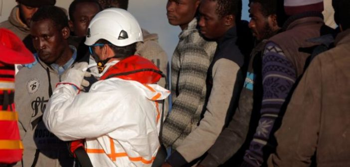 Spike In Migrant Boats To Spain May Signal Shift In Africa Exodus