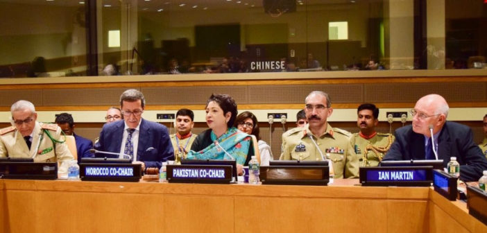 Led By Pakistan And Morocco, Troop Contributors To UN Form Group