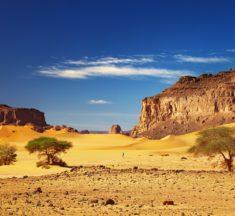 Europe, New Border Of Africa's 'Great Desert' – The Sahara