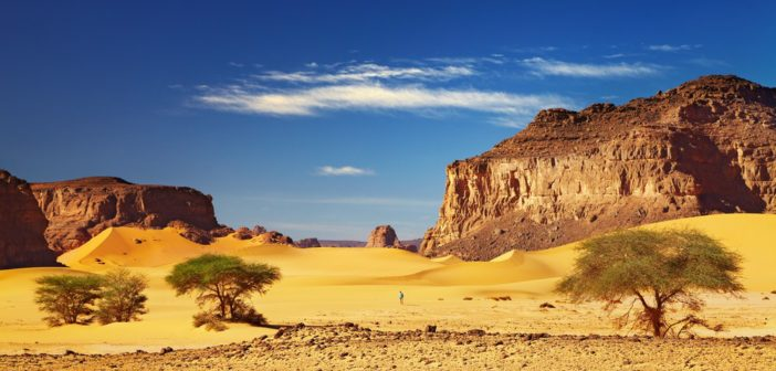 Europe, New Border Of Africa's 'Great Desert' – The Sahara