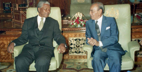History : When Morocco Helped Nelson Mandela During His Fight Against The Apartheid Regime