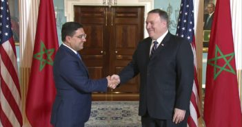 Pompeo, Morocco Foreign Minister Discuss Ways To Fight Iran's Influence – State Department